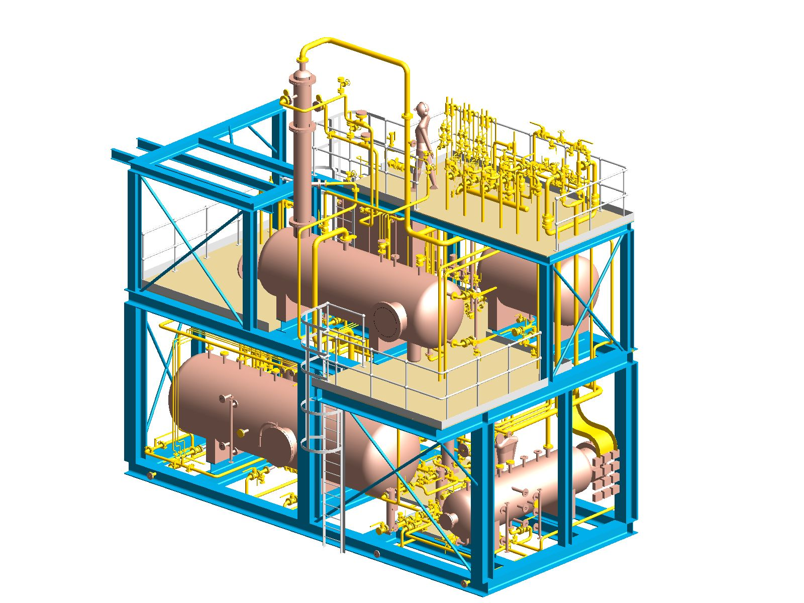 Escher Process Modules commissioned to supply Triethylene Glycol Regeneration Package