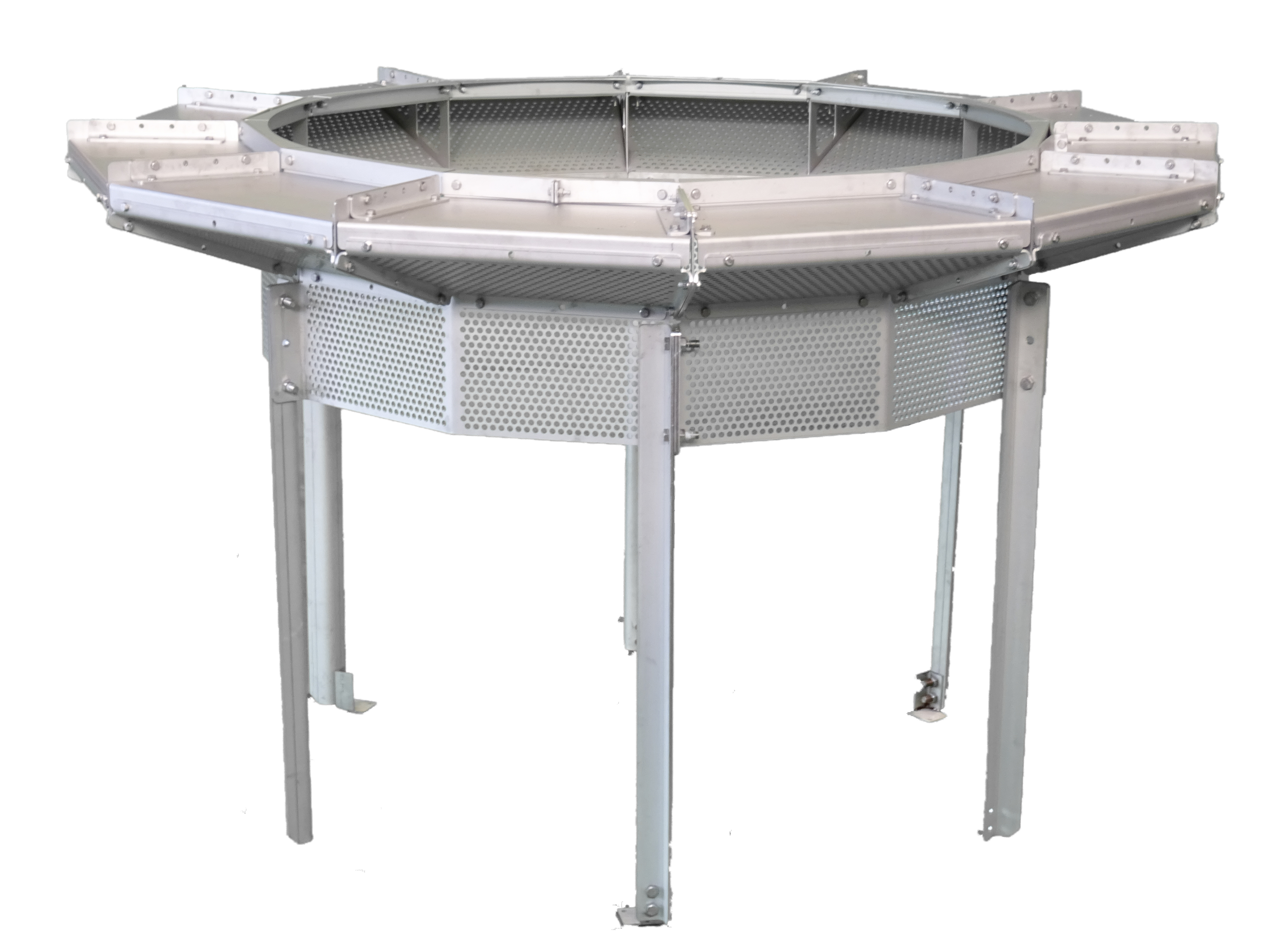 Escher delivers seal drum internal to large refinery in Middle East